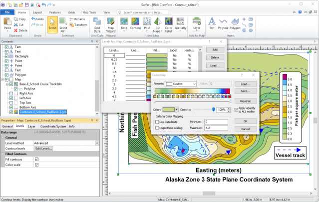 Supporting the Geoscience Industry - Surfer v14 is Released with Over 200 User-Requested New Features and Improvements