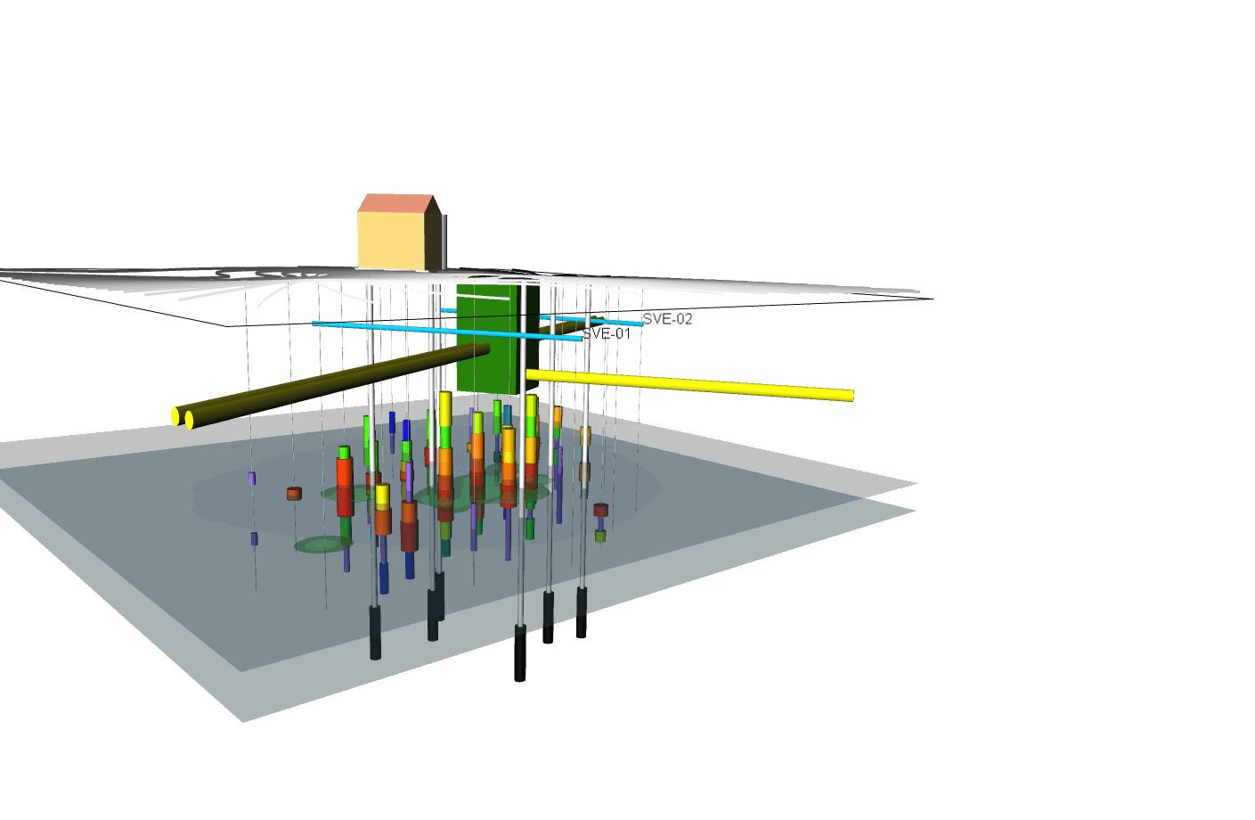 Customer Spotlight: Subsurface Environmental Solutions, LLC Using Surfer and Voxler to Model LNAPL Release