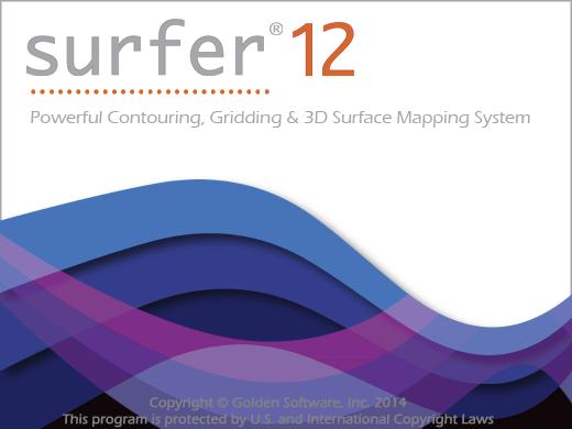 Golden Software Surfer 12 Keygen 15