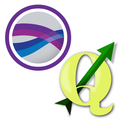 Comparing Surfer and QGIS