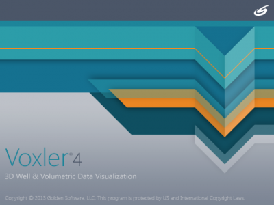 Meet Voxler 4 - Golden Software's 3D Mapping Software