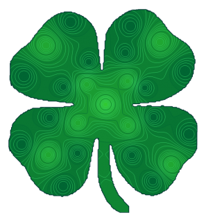 Happy St. Paddy's Day from Golden Software!
