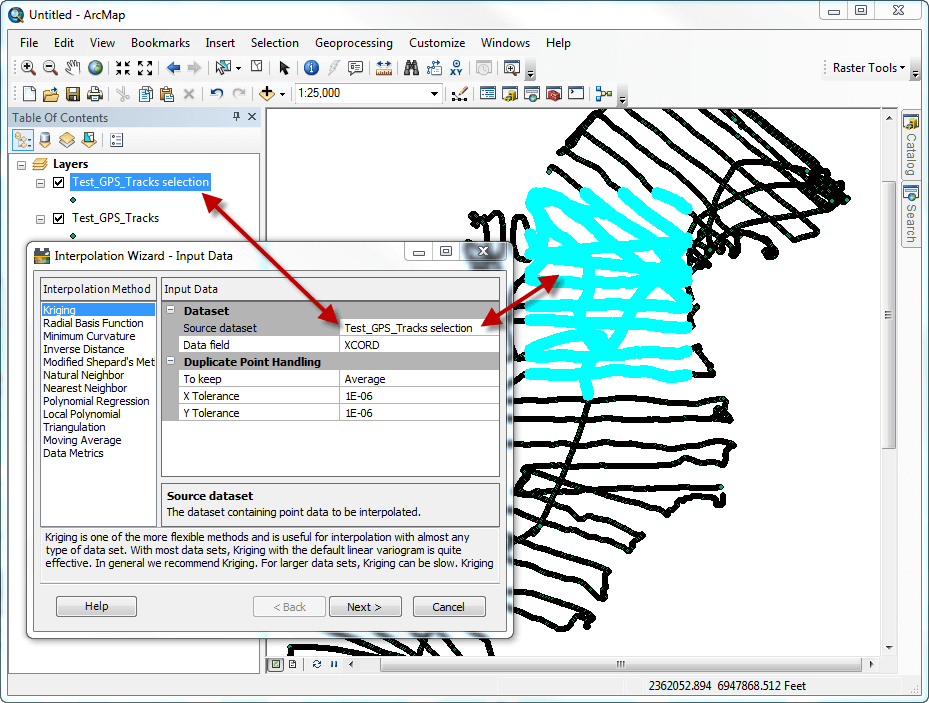 Raster Tools _ Interpolation Wizard