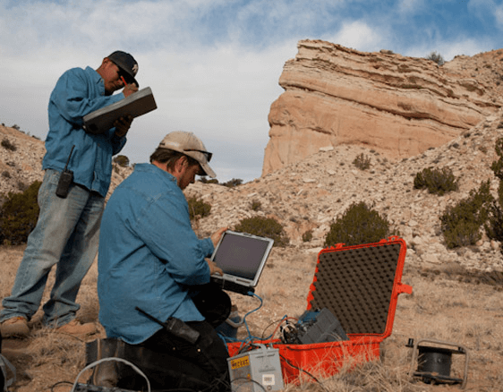 Geophysics for Geothermal Exploration Using Golden Software's Lineup of Mapping Software