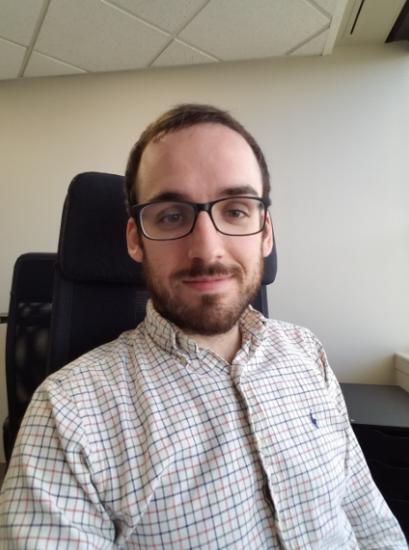 Golden Software Customer Support Engineer Greg McCotter