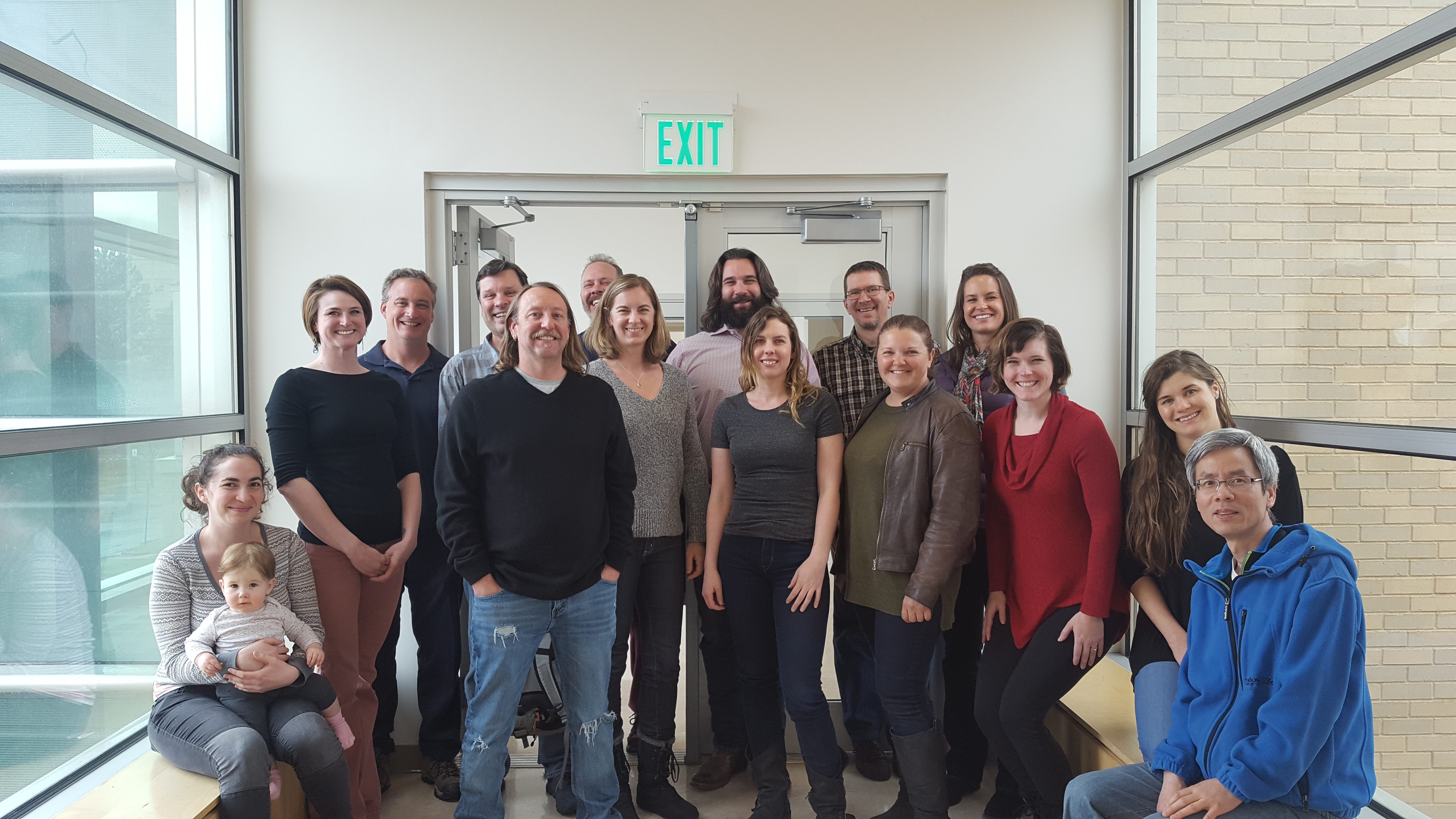 Golden Software's 10th Annual All Hands Meeting