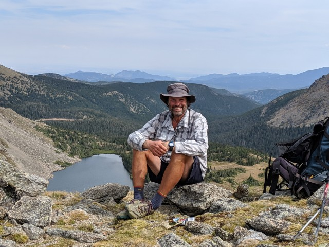 Catching Up with Golden Software Co-Founder Dan Smith on the Continental Divide Trail
