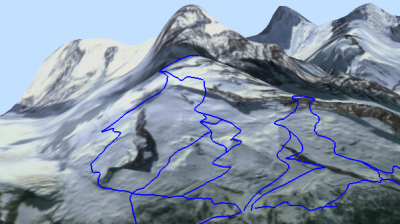3D Ski Maps: Tour the Mountain Virtually Before Your Trip!
