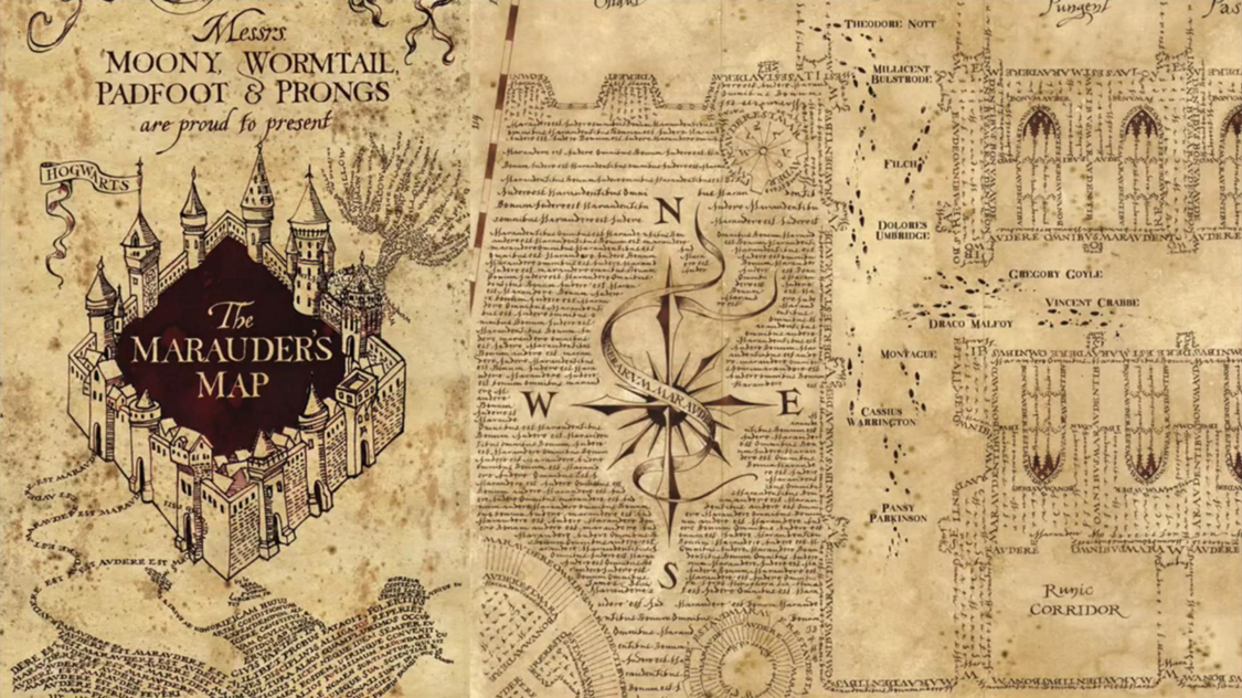 Maps And Graphs In Pop Culture Blog