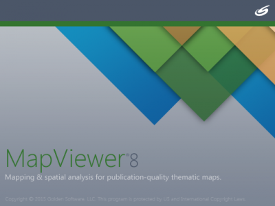 MapViewer 8 has Arrived!