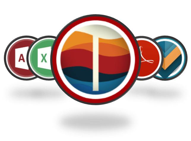 Software de mapeo, modelado y análisis Strater-Geotechnical y geoambiental